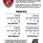 Serial Regional Centro 2012
