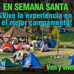 ¡Estas vacaciones vivelas en el mejor campamento!