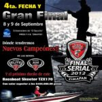 Serial Regional Centro 2012 – Cuarta Fecha